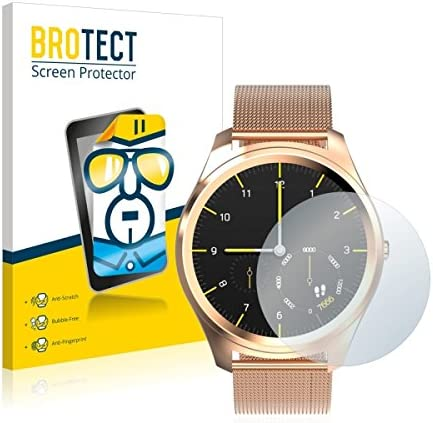 Crystal-Clear Hard-Coated Brotect 2X HD-Clear Screen Protector for Diggro DI03 Dirt-Repellent