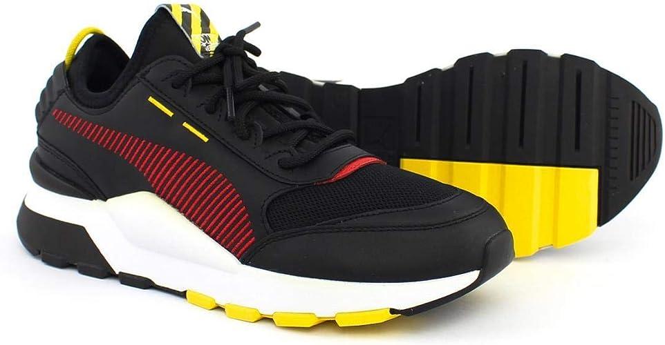 chaussure sonic puma rouge