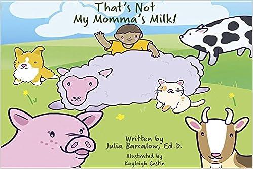 Top Vegan Children Books that's not my momma's milk