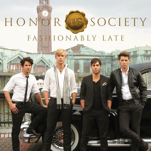Price comparison product image Fashionably Late by Honor Society (2009-09-15)