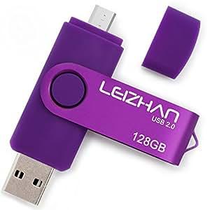 Amazon.com: Leizhan 32 GB OTG USB Flash Drive 64 gb128gb ...