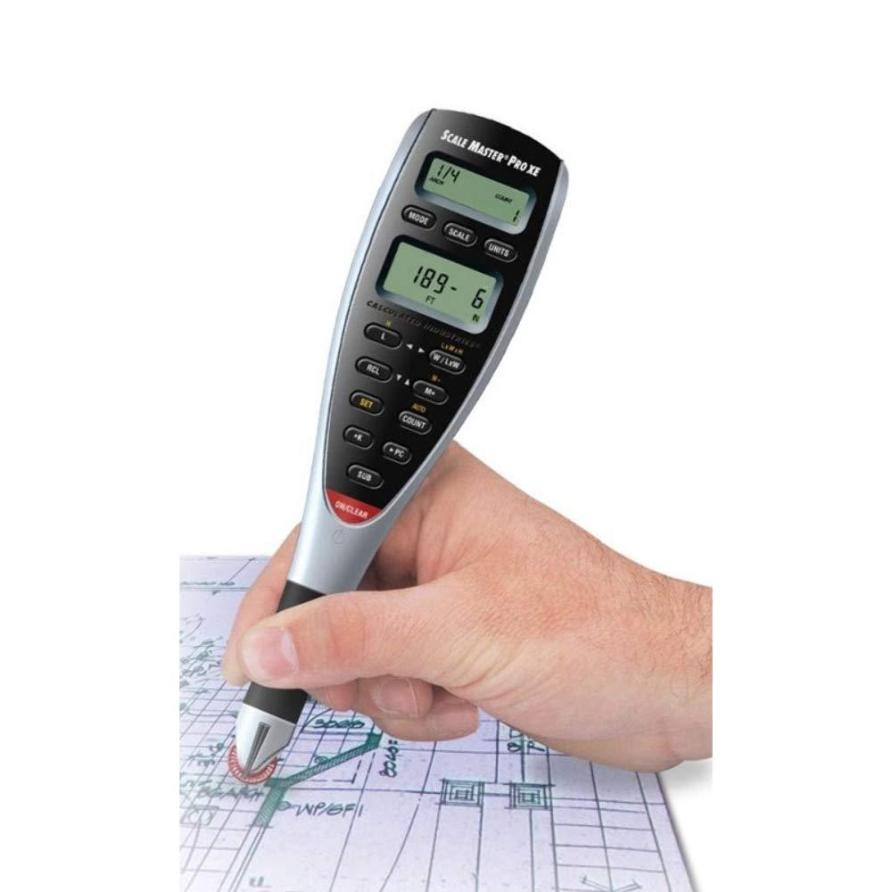Calculated Industries Scale Master Pro und Konstruktion Master Plus Taschenrechner