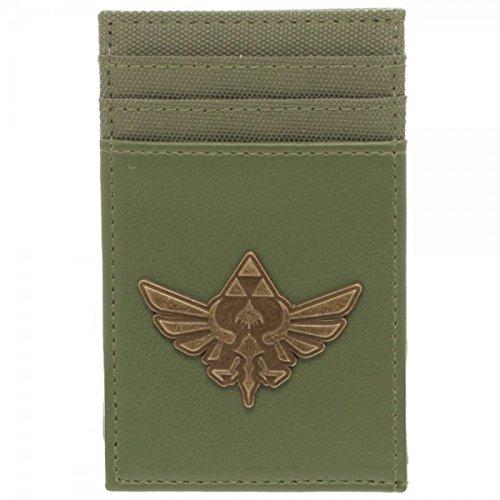 Nintendo Legend Zelda Brass Pocket Wallet