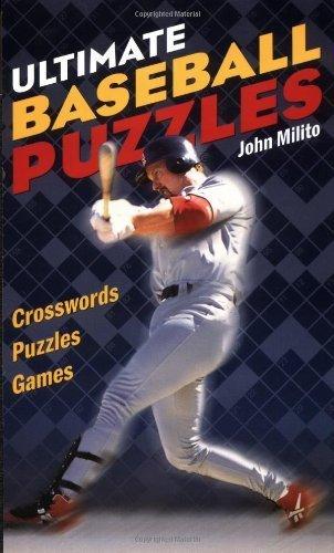 Ultimate Baseball Puzzles - 9