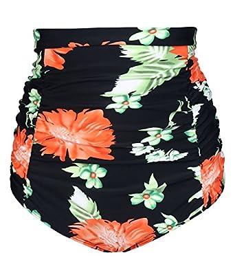 TOGIC Fashion Sexy Women's 50s Retro Bikini Swimsuit Swimwear Bathing Suit Tops OR Bottoms