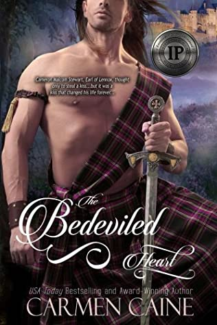 book cover of The Bedeviled Heart