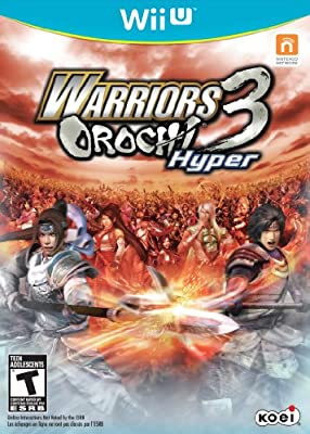Warriors Orochi 3 Hyper by Tecmo Koei