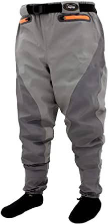 FROGG TOGGS Men's Standard Pilot II Breathable Stockingfoot Guide Pant