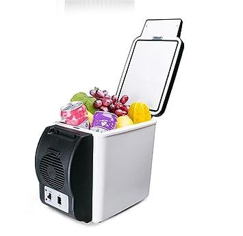 AISHUAIGE Mini refrigerador 6L congelador portátil Caliente y fría ...