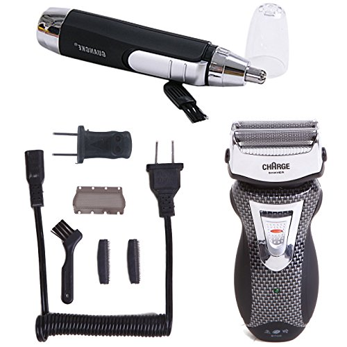 HDE Rechargeable Travel Cordless Trimmer