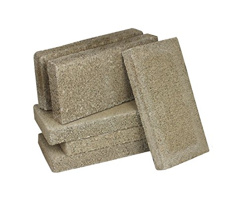 Fireplace Brick Liner - US Stove FBP6E Firebrick, 6-Pack