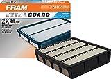 toyota tacoma 2002 air filter - FRAM CA7626 Extra Guard Rigid Panel Air Filter