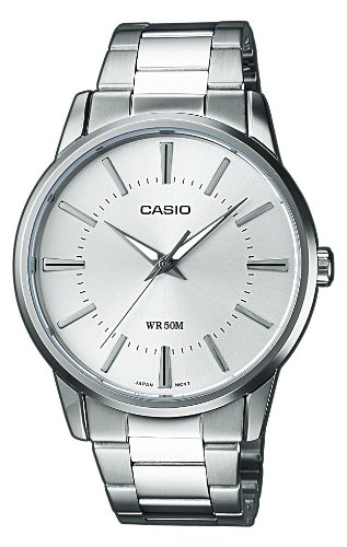 orologi casio acciaio uomo