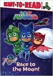 Race to the Moon! (PJ Masks: Ready to Read, Level 1): Amazon.es: Natalie Shaw: Libros en idiomas extranjeros