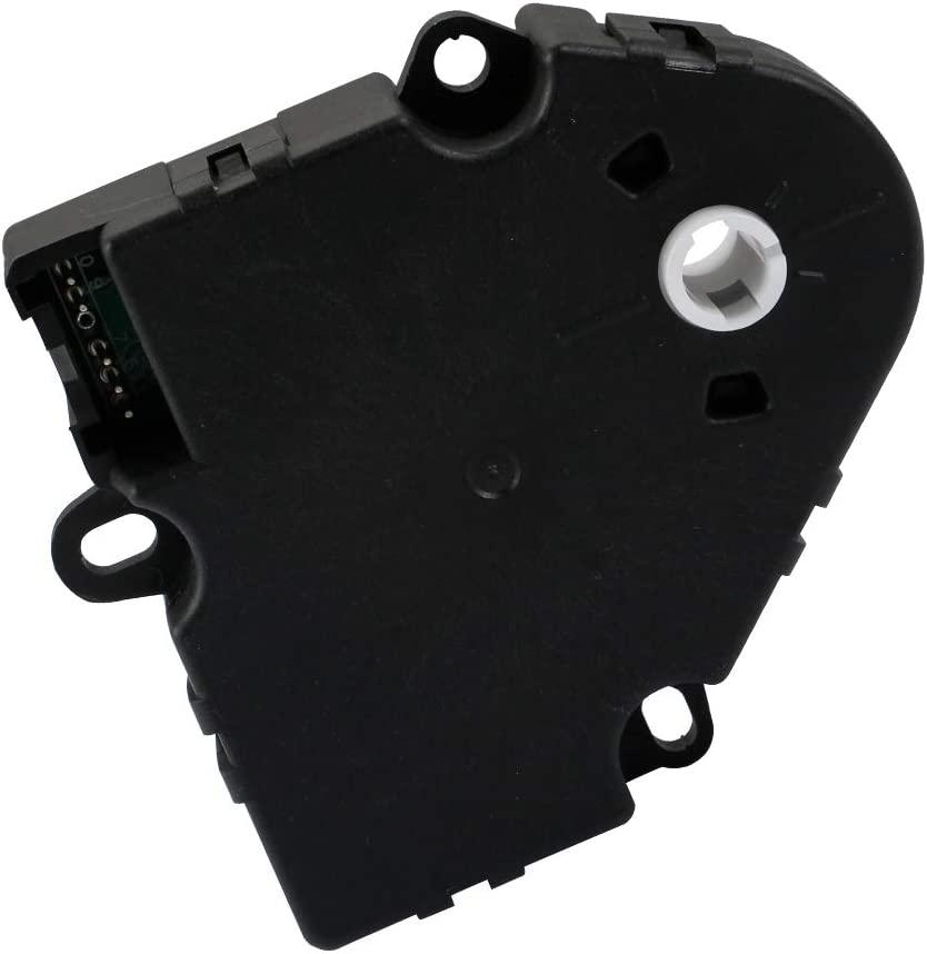 HVAC Air Door Actuator 604-106 52402588 15-72971 89018365 Compatible with Chevy GMC GM Cadillac Buick Pontiac Oldsmobile Hummer Isuzu Blend Control Actuator Heater Blend Door