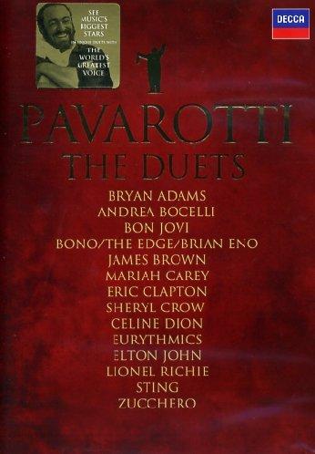 DVD : Bryan Adams - Duets (DVD)