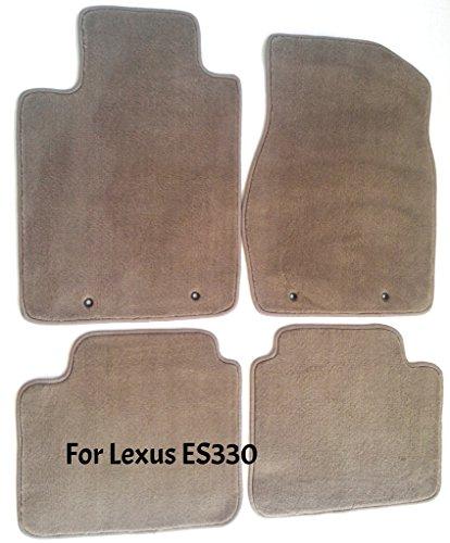 es 330 floor mats lexus replacement floor mats. Black Bedroom Furniture Sets. Home Design Ideas