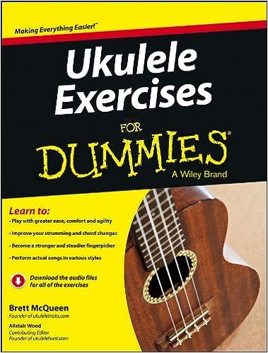 Amazon Ukulele Exercises For Dummies 8601404444258 Brett