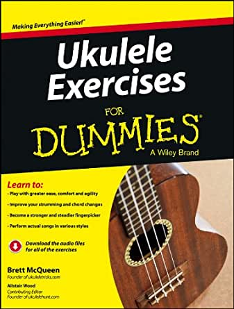 Ukulele Exercises For Dummies (English Edition) eBook: McQueen ...