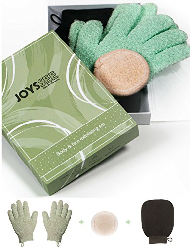 Exfoliating Gloves For Face - 3