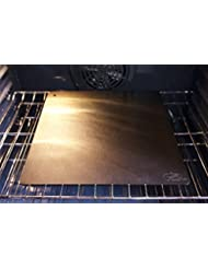 Dough-Joe Pizza Steel Baking Sheet--The Samurai™--15 x 15 x 1/4