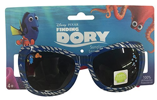 Disney Finding Dory Sunglasses 100% UVA and UVB Protection