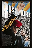 Rushmore 1998 U.S. One Sheet Poster