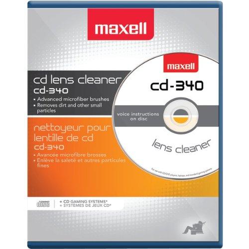 Cd-340 Cd Lens Cleaner Dry W/Thunderon Brush System