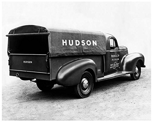 1947 Hudson Automobile Photo Poster from AutoLit