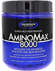 Gaspari Nutrition Nutrition Amino Max 8000, 325 Tablets