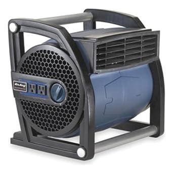 Portable Blower Fan, 120V, 425 Cfm, Blue