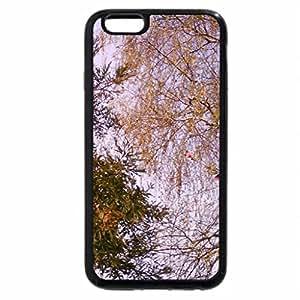 iPhone 6S Plus Case, iPhone 6 Plus Case, calm trees