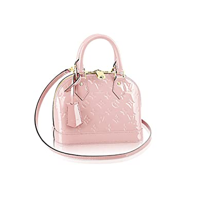 5248dc9f4b06 Image Unavailable. Image not available for. Color  Louis Vuitton Monogram  Vernis Leather ALMA BB Cross-Body Carry Handbag ...