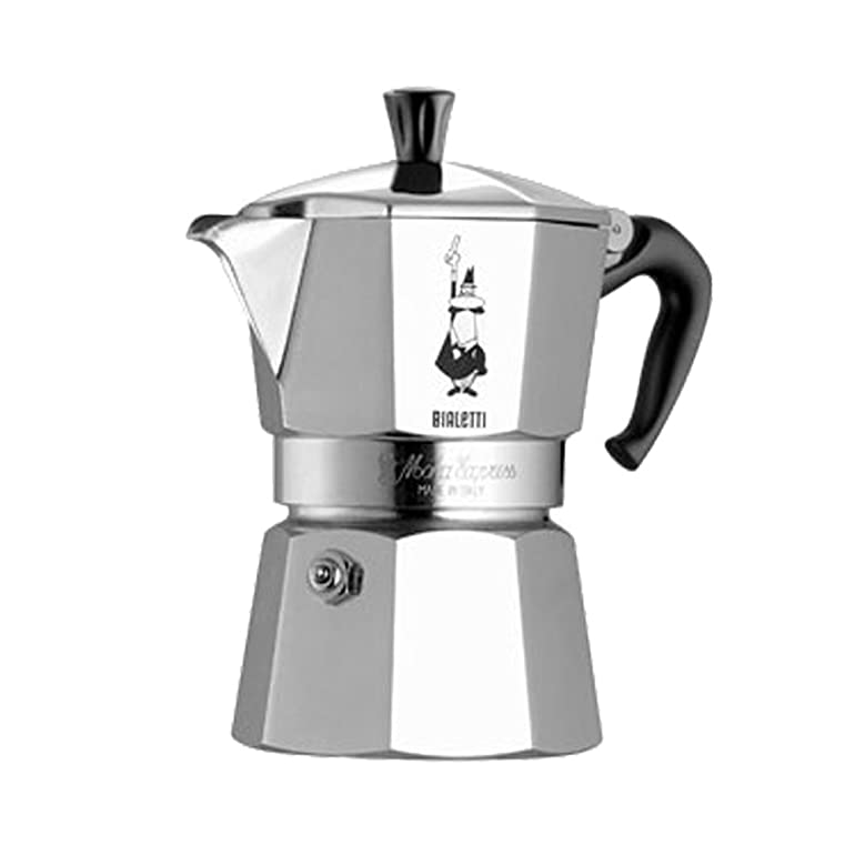 Bialetti Moka Express - Stove Top Espresso Coffee Maker ...