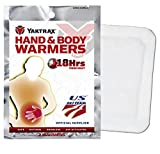 Yaktrax 18-Hour Hand and Body Warmers, 40 Count