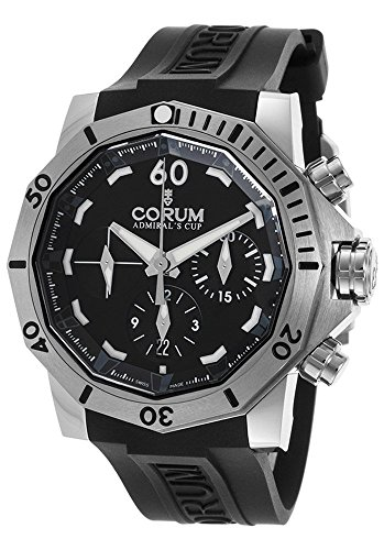 Corum Admiral's Cup Seafender Deep Hull Chrono Automatic Steel Mens Watch A753/02943
