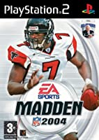 Madden NFL 2004 (PS2) by Electronic Arts