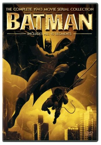 Batman - The Complete 1943 Movie Serial Collection -