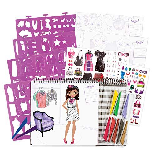 Fashion Angels Fashion Design Sketch Portfolio Artist Set Available