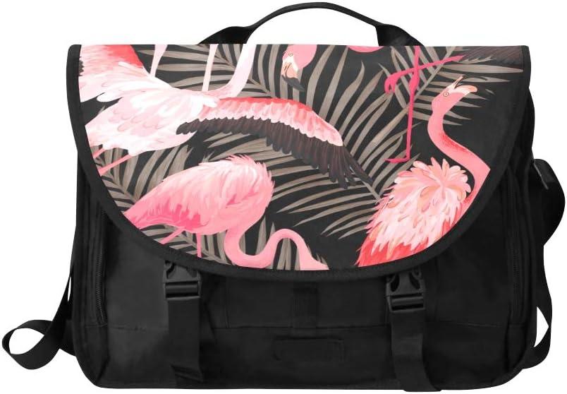 Laptops Bags Beautiful Cute Flamingo Multi-Functional Laptop Storage Bag Fit for 15 Inch Computer Notebook MacBook