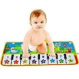 "Toddler Floor Piano Animal Interactive Music Mat Toys (28.7"" X 11.4"")"