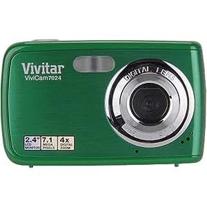 Vivitar Digital Still Camera (V7024-KIWI)