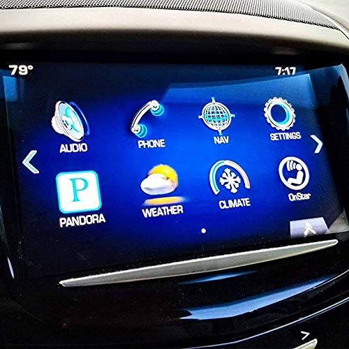 OEM Cadillac CUE TouchSense Replacement Touch Screen Display