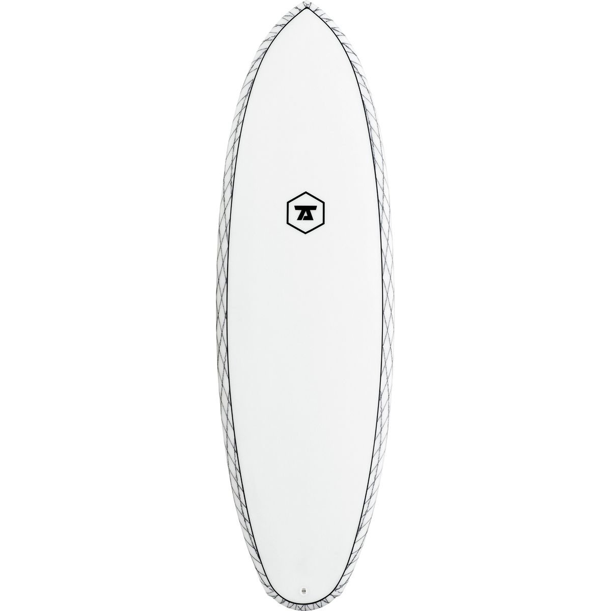 7S Double Down CV Surfboard