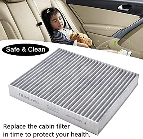 Car Pollen Cabin Air Filter Includes Activated Carbon 1315687 1452344 1585224 For Focus C-Max Galaxy Kuga Mondeo Mk4 S-Max 2006 2007 2008 2009