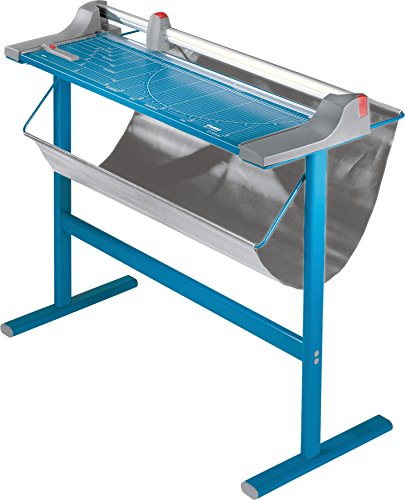 Dahle 448s Premium Rolling Trimmer w/Stand, 51-1/8