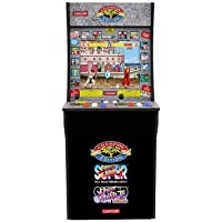 Arcade1Up Street Fighter Classic 3-in-1 Home Arcade 4-Feet Machine