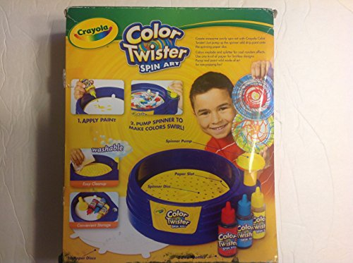 Crayola 03 9006 Color Twister