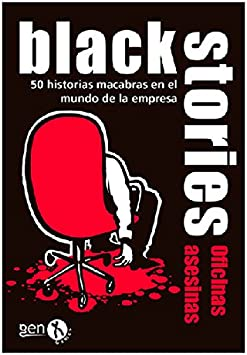Black Stories - Oficinas Asesinas, Juego de Mesa (Gen-X Games GEN044): Amazon.es: Juguetes y juegos
