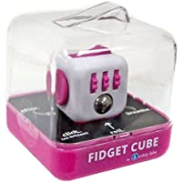 Antsy Labs Cubo Antiestrés Fidget Cube Zuru Rosa